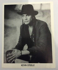 ROXX GANG '8 x 10' Black & White Kevin Steele Photo Glam Rock No Easy Way Out