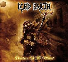Iced Earth - Overture Of The Wicked [CD 2007 Steamhammer SPV} FREE SHIPPING