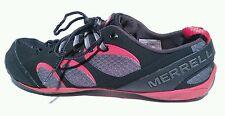 MERRELL True Glove Molten Lava Black Barefoot Running Shoes Men's Size 11