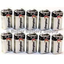 24 Energizer MAX 9V (9 Volt) Alkaline Batteries (522, 6LR61, 1604)