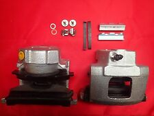 FORD GRANADA FRONT CALIPERS NEW WITH PADS & HARDWARE