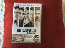 THE COUNSELOR - IL PROCURATORE di Ridley Scott (2014) DVD