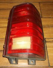 1982 PLYMOUTH RELIANT  WAGON RH PASSENGER SIDE TAIL LAMP ASSEMBLY - USED OEM