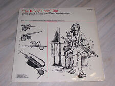 The Breeze from Erin - Irish Folk Music on Wind Instruments, UK LP, No.: TPS 184