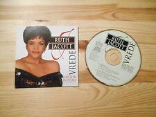 CD Schlager Ruth Jacott - Vrede / Einstein in Reverse (2 Song) DINO MUSIC