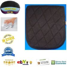 Motorcycle Passenger Seat Gel Pad Back Cushion for Harley FLHRSE5 CVO Road King