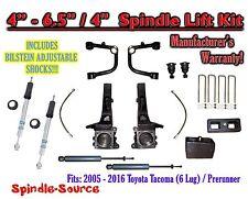 """05 - 16 Toyota Tacoma Prerunner 6.5"""" / 4"""" LIFT Kit, Bilstein 5100 Shocks, rs UCA"""