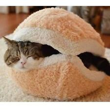 Shell Dog Cat Pet Bed Nest House Kennel Kitten Hamburger Sofa Bed house