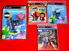 Playstation Move Starter Pack - Brand New Sealed with Eyepet & Yoostar 2 BONUS!