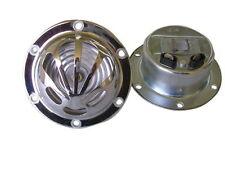 Vespa Hupe Muschel Chrom 12V-AC Wechselstrom VNA,VBB,GS,Sprint 150,etc(V-351 )