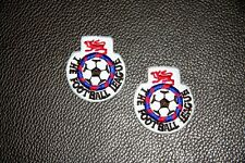 1990-1992 England The Football League Sleeve Patch / Badge - Man Utd Liverpool