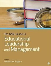 NEW - The SAGE Guide to Educational Leadership and Management