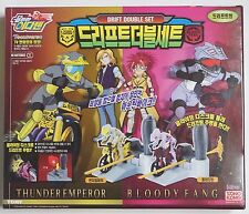 TOMY IDATEN JUMP SERIES : THUNDER EMPEROR & BLOODY FANG DRIFT DOUBLE SET
