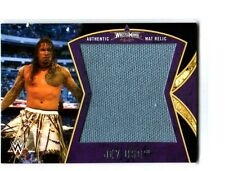 WWE Jey Uso 2014 Topps Road To WrestleMania 30 Event Used Mat Relic Card DWC