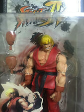 Street Fighter IV KEN 7 inch Action Figure NECA Series 2 Player Select New