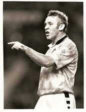 Original Press Photo Manchester City Peter Reid 1990/1991 (2)