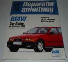 Reparaturanleitung BMW 3er 320i / 325i E36 / E 36 2,0 2,5 ab November 1990 NEU!