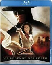 DIE LEGENDE DES ZORRO (Antonio Banderas, Catherine Zeta-Jones) Blu-ray Disc NEU