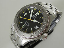 SUPERB Oris Big Crown Diver Automatic Gents Swiss Watch (7502) Original Bracelet