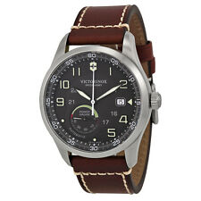 Victorinox Swiss Army Men's 241575 AirBoss Analog Automatic Brown New Watch