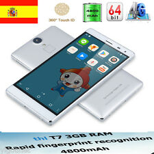 THL T7 Android 5.1 4G Octa Core 13MP 4800mAh Touch ID Smartphone Móvil Libre