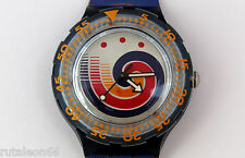 SWATCH SCUBA 200 SDZ100 original Swiss made quartz watch. New old stock