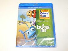 Brand New Disney & Pixar A Bug's Life Blu-ray & DVD | Dave Foley, Kevin Spacey