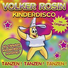 VOLKER ROSIN - KINDERDISCO-DAS ORIGINAL!  CD NEU