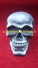 NEW DESIGN RUBBER LATEX MOULD MOULDS MOLD TO MAKE MEDIUM DETAILED GOTHIC SKULL
