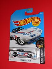 HOT WHEELS 69' CORVETTE RACER NIGHT BURNERZ 86/250 NEW FOR 2016!