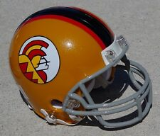 HONOLULU HAWAIIANS WFL MINI HELMET WORLD FOOTBALL LEAGUE PICK OF 3 VERSIONS