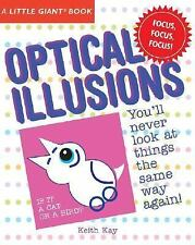 NEW - A Little Giant® Book: Optical Illusions (Little Giant Books)