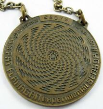 1976 PAT FLANAGAN Experimental SENSOR II USA Necklace Pyramid Energy #25379