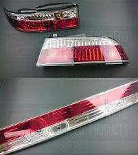 PHASE 2 P2M 3PCS CRYSTAL REAR TAIL LIGHT KIT FOR NISSAN 240SX ZENKI S14 SILVIA