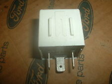 FORD WHITE RELAY, 95VG 13150 AB, 95VG13150AB, LIGHTS ON BUZZER, VARIOUS FITMENTS