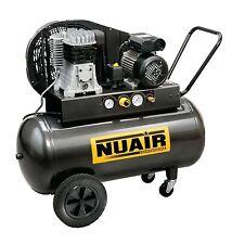 Compressore aria a cinghia 100 lt litri 2hp bicilindrico Professionale