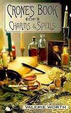 Crones Book of Charms & Spells ~ Wiccan Pagan Metaphysical Book Supply