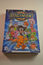 Digimon: Digital Monsters - The Offical First Season DVD 8-Disc Complete Set