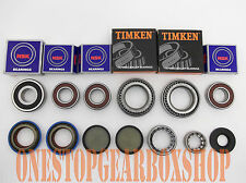 Bmw Mini One / Cooper r50/53 getrag gs5-52bg Gearbox Bearing reconstruir Kit de reparación