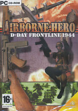 AIRBORNE HERO D-Day Frontline 1944 Shooter FPS Action PC Game NEW!