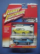 JOHNNY LIGHNING MUSCLE CARS U.S.A. #2B 1971 BUICK GSX (BLUE)