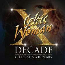 Celtic Woman - DECADE: Celebrating 10 Years | NEW SEALED 4 CD (60 SONGS) BOXSET