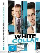 White Collar : Season 1-6 (DVD, 2015, 22-Disc Set) NEW