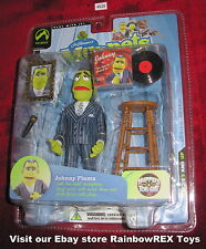 JOHNNY FIAMA with PINSTRIPED SUIT The Muppets Show Series 7, Palisades 2004 #2