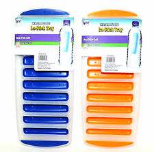 2 pack Easy Pop Out Water Bottle Ice Stick Maker Ice Cube Tray  BPA Free