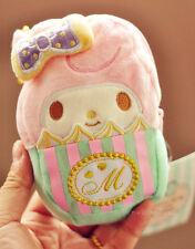 Cute For My Melody Soft Plush Change Purse Wallet Coin Bag Card Holder Pendant