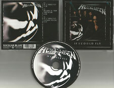 HELLOWEEN If I Could Fly w/ UNRELEASED & EXTENDED Europe CD single USA Seller