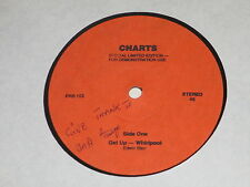 MaxiSingle/EDWIN STARR/GET UP WHIRLPOOL/CHARTS/FOR DEMONSTRATION USE/LIMITED