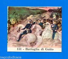 CENTENARIO UNITA D'ITALIA - Figurina-Sticker n. 131 - BATTAGLIA DI GOITO -Rec