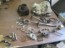 1969 Honda CT90 Cylinder Barrel 50.75mm Clutch Cover Oil Pump Etc Parts Lot
